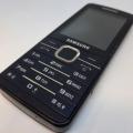 Telefony klasyczne i eleganckie   Samsung S5611   bardzo ładne używki