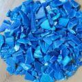 HDPE niebieski przemiał bębna
