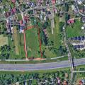 Działka 96a Kraków w trakcie WZ Sprzedam udziały lub całość
