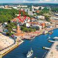 Apartament z widokiem na morze w porcie inwestycja Kołobrzeg