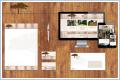Identyfikacja wizualna (wizytówki, logo, ulotki, papier firmy)