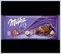 Milka chocolates 100gr., od 1 palety