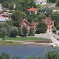 Wiejski kompleks na Dniestrze, Kamieniec Podolski