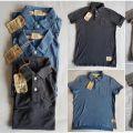 Stock odziezy meskiej Charapa