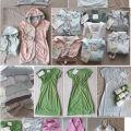 Stock odziezy damskiej marki Charapa