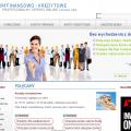 Portal finansowo kredytowy - sprzedam