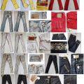 Stock spodni damskich marki met