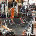 Klub sportowy, siłownia