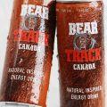 Oferta: Bear track canada energy drinks 250 ml