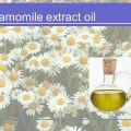 Olej z rumianku ekstrakt 100%