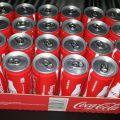 Oferta: Coca-cola, fanta, sprite, 7up, pepsi