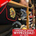 Hurt odzieży markowej likwidacja - 1352 szt. (wartość - 76 tys. zł)