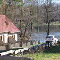 Dochodowy ośrodek wypoczynkowy nad jeziorem