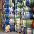 Odpady z bawełny