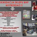 Oferta: Likwidacja sklepu bhp