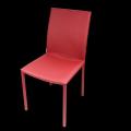 Oferta: Sprzedam nowe krzesła obszyte ekoskórą