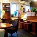 Restauracja - dwie sale, dwa ogródki
