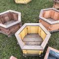 Oferta: Sprzedam doniczki ogrodowe
