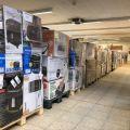 Palety Amazon Office - duża ilość - markowe produkty retourware