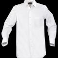 Sprzedam męskie koszule - białe i niebieskie